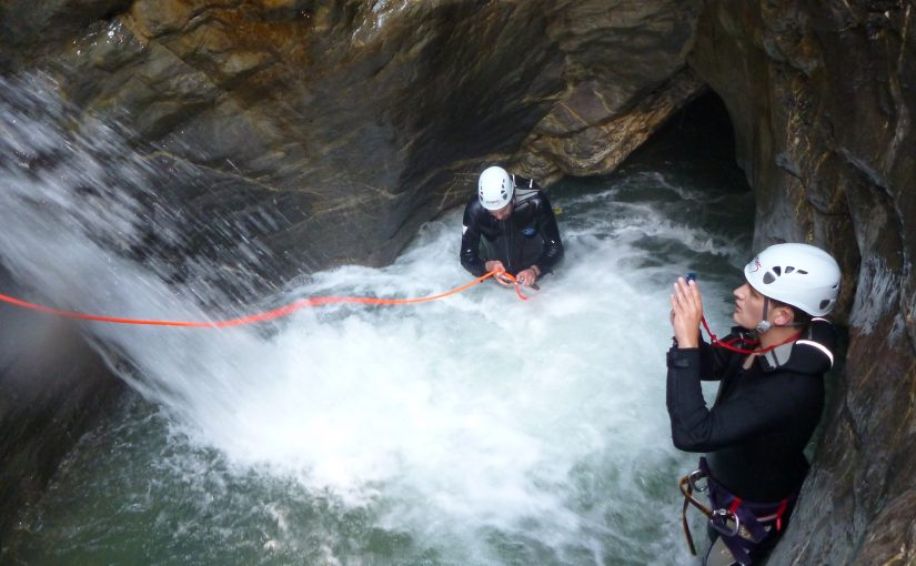 Canyoning Marlin's World