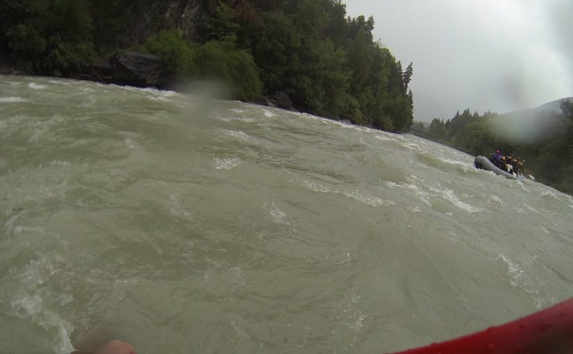 Video Rafting Imster Schlucht